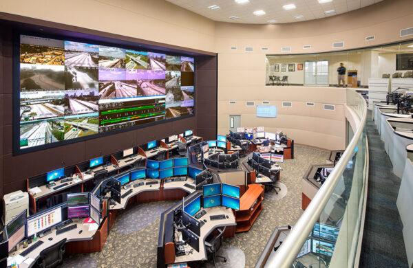 DOT Sunguide Command Center Inside-the-TMC